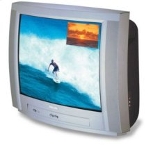 "27"" Color TV w/PIP/Remote/DBX stereo"
