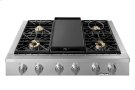 "Heritage 48"" Rangetop, Natural Gas Product Image"