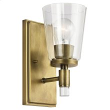 Audrea Collection Audrea 1 Light Wall Sconce NBR