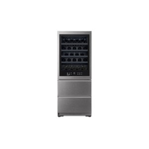 LG AppliancesLG SIGNATURE 15 cu. ft. Smart wi-fi Enabled InstaView™ Wine Cellar Refrigerator