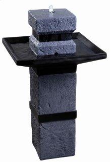 Outdoor Solar Floor Fountain