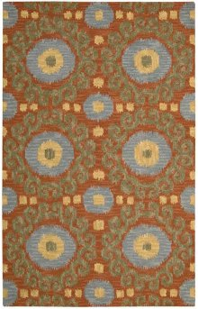 Siam Sia03 Rus Rectangle Rug 5'6'' X 7'5''