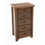 Old Towne 5 Drawer Lingerie Chest Product Image