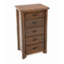 Old Towne 5 Drawer Lingerie Chest