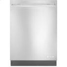 """24"""" Euro-Style TriFecta™ Dishwasher, 38 dBA, Euro-Style Stainless Handle Product Image"""