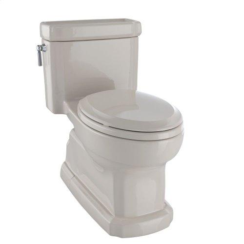 Eco Guinevere® One-Piece Toilet, 1.28 GPF, Elongated Bowl - Bone