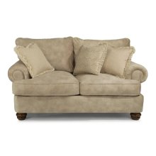 Providence Fabric Loveseat