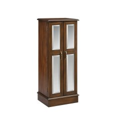 Ellis Mirrored Jewelry Armoire Product Image