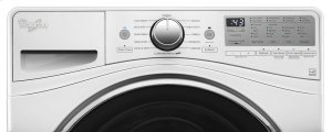 4.5 cu.ft Front Load Washer with Load & Go , 12 cycles