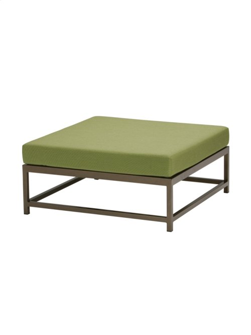 "Cabana Club Cushion Square Ottoman (15"" Seat Height)"