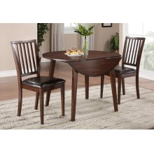 Mango Drop Leaf Dining Set