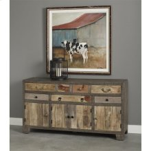 7 Drw 4 Dr Sideboard
