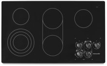 """5 Elements Pure Ceramic Glass Surface Electric 36"""" Width"""