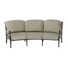 Grand Terrace Cushion Curved Sofa