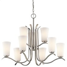 Armida Collection Armida 2 Tier 9 Light Chandelier - NI