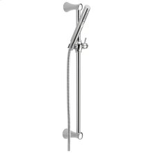 Chrome Premium Single-Setting Slide Bar Hand Shower