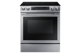 NE58M9430SS Electric Range with 5 burners, 5.8 cu.ft