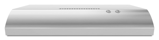 30-Inch Non-Vented Under-Cabinet Hood - stainless_steel