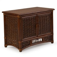 Rattan and Wicker Buffet 5474