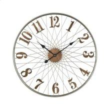 Moriarty Wall Clock