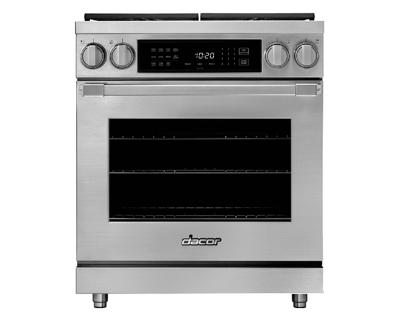 Hdpr30cng Dacor 30 Heritage Dual Fuel Pro Range Dacormatch