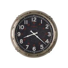 Riggs Gallery Wall Clock