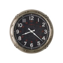 Riggs Gallery Wall Clock
