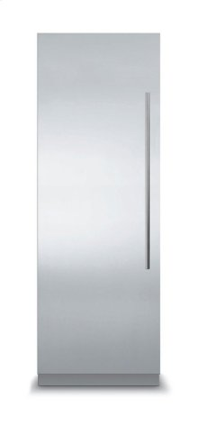 24 Virtuoso Fully Integrated All Freezer with 6 Series Panel, Left Hinge/Right Handle