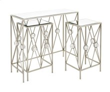 Ailenne Console and Accent Tables - Set of 3