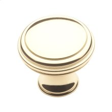 Polished Brass Severin Fayerman Knob