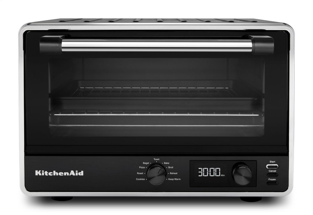 Digital Countertop Oven - Black Matte  BLACK MATTE