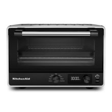 Digital Countertop Oven - Black Matte