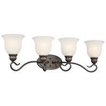Tanglewood 4 Light Vanity Light Olde Bronze®
