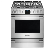 Frigidaire Professional 30'' Gas Front Control Freestanding ***FLOOR MODEL CLOSEOUT PRICING***
