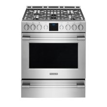 Floor Model - Frigidaire Professional 30'' Gas Front Control Freestanding