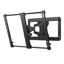 "Full-Motion+ Mount For 40"" - 50"" flat-panel TVs up 75 lbs."