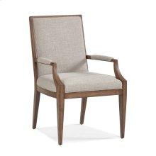 Sonoma Merlot Arm Chair