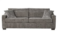 18100 Churchill Gunmetal Sofa Only