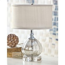 Antique Mercury Clove Table Lamp