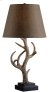 Additional Buckhorn - Table Lamp