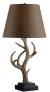 Additional Buckhorn - Table Lamp