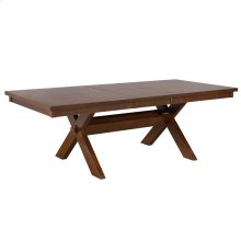 Nashville Rectangular Dining Table in Walnut
