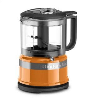 3.5 Cup Mini Food Processor - Tangerine