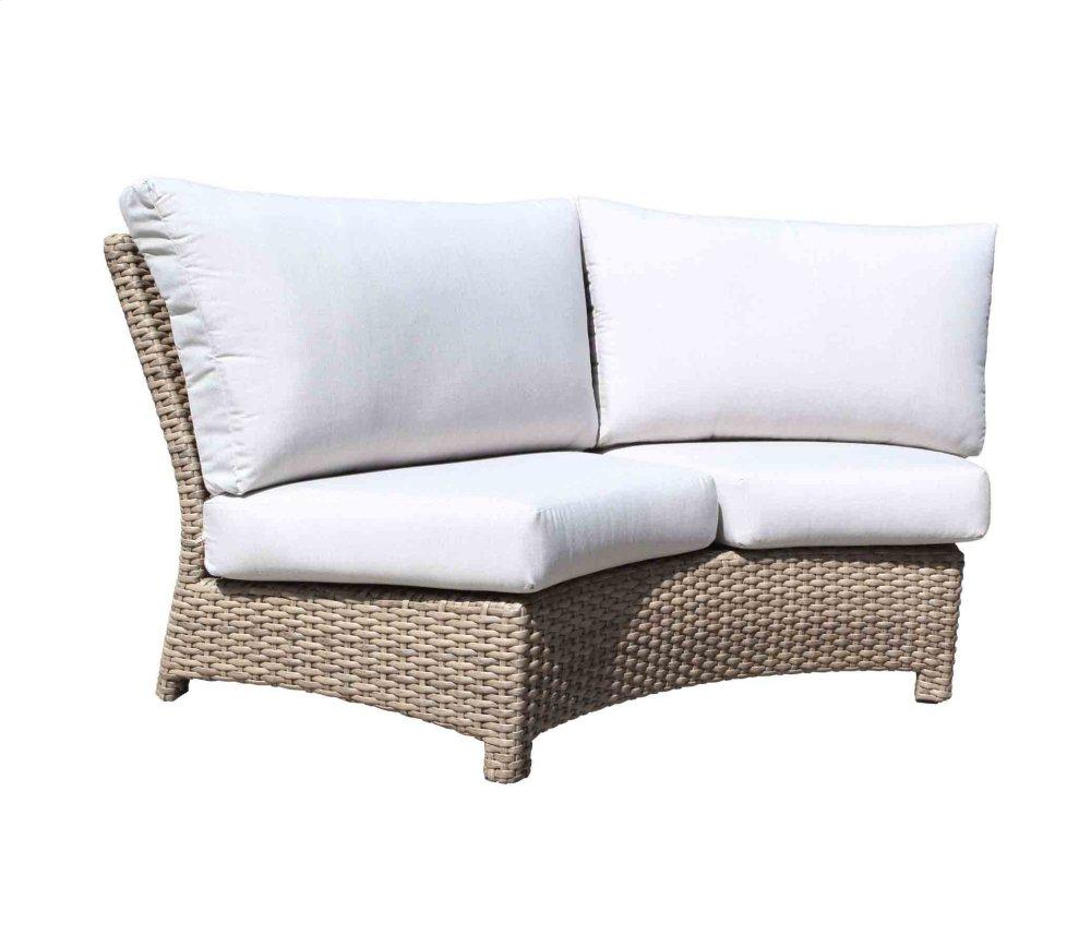 Riverside Curved Sofa