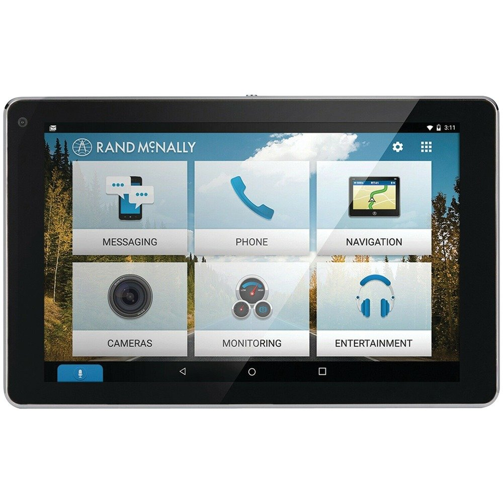OverDryve RV Tablet with Built-in Dash Cam and Free Lifetime Maps