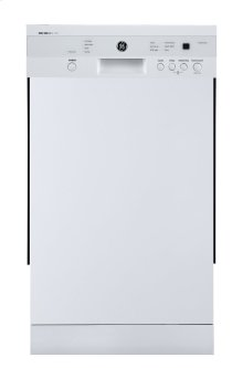 """18"""" width electronic front controls appearance, Stainless Steel Tub, E-Star, 52 dBA"""
