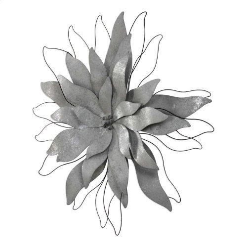 Picking Petals Metal Wall Decor