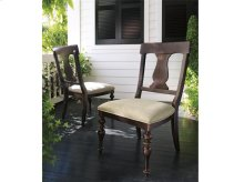 Paula's Side Chair - Tobacco