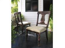 Paula's Side Chair - Tobacco