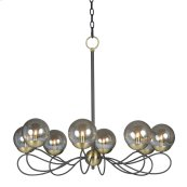 Reverb 8-Light Pendant